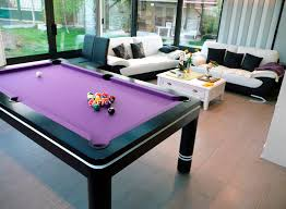 Dining Room Pool Table This Is A Recent Fusion Dining Pool Table We Delivered And