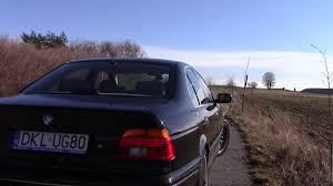 bmw e39 4 4 v8 286km 2002 manual youtube
