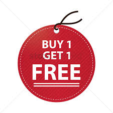 buy one get one free clip art u2013 clipart free download