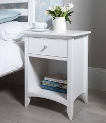 White Bedroom Drawer Units Edward Hopper White Furniture Bedside Table Chest Of Drawers