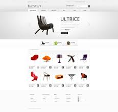 futuristic furniture opencart template 42999