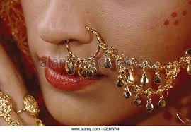 nose ornaments stock photos nose ornaments stock images alamy