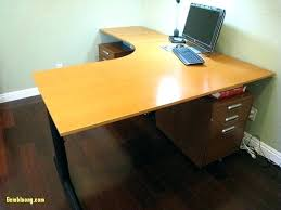 Desks Diy L Shaped Computer Desk Image For Corner Desks With File Diy L