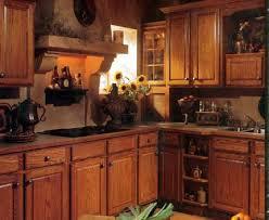 Stain Oak Kitchen Cabinets Red Oak Kitchen