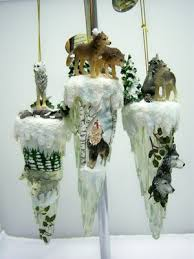 majestic wolves ornaments set 4 bradford exchange ornaments ebay