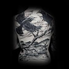90 landscape tattoos for scenic design ideas