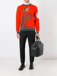 gucci mane wears a paul smith dinosaur intarsia sweater u0026 carries