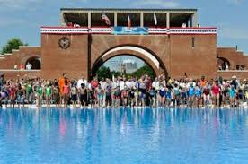 brawl shuts down mccarren pool one day after it opens greenpoint