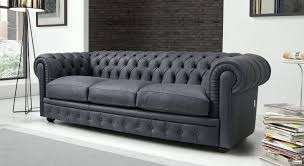 canapé capitonné chesterfield canape canape capitonne cuir chesterfield luxembourg marron canape