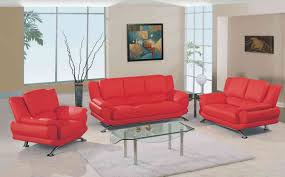 Leather Living Room Furniture Sets Red Living Room Chairs Red White And Blue Interior Design Living