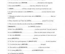 Adjectives And Adverbs Worksheet 54 Free Adjectives Vs Adverbs Worksheets