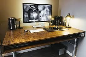 Custom Desk Design Ideas Popular Of Photographers Desk Setup Charming Home Design Ideas