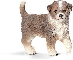 australian shepherd 1 jahr kaufen schleich farm world hunde australian shepherd welpe schleich
