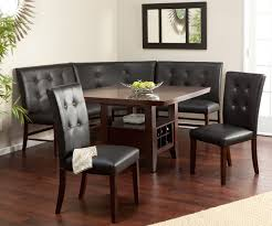 Breakfast Dining Set Top 16 Types Of Corner Dining Sets Pictures