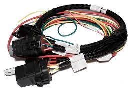 xfi optional harnesses fan u0026 fuel pump kit fuelairspark com