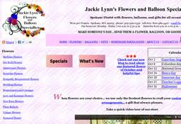 balloon delivery spokane balloon specialties jackie s flowers on francis ave in