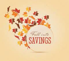 best thanksgiving day sales thanksgiving day sale fall sale u2014 stock vector kristenarimond