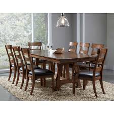 9 Pc Dining Room Set by Appalachian Costco
