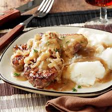 so tender swiss steak recipe taste of home