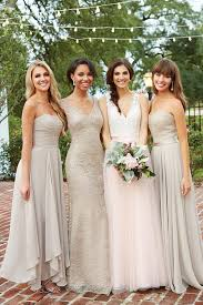 bridesmaids dress gorgeous mix match bridesmaid dresses from bridals bridal