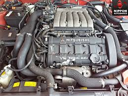 mitsubishi rvr engine mitsubishi 3000gt gto v6 twin turbo 6g72 engine kit 1994 22 218 miles