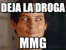 Meme Droga - deja la droga spiderman peter parker meme on memegen