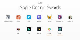 apple design apple announces 2016 apple design awards winners