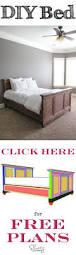 best 25 queen bed plans ideas on pinterest diy queen bed frame
