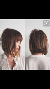 can fine hair be cut in a lob pretty angles bob and fringe great for fine hair haircuts for fine