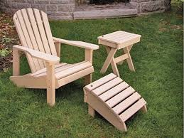 chaise adirondack chaise adirondack série jardin tessier rp tessier rp