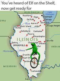 chicago map meme dat boi in illinois you ve heard of the on the shelf