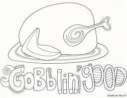 thanksgiving day coloring sheets thanksgiving coloring pages doodle art alley