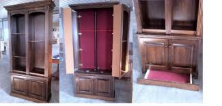 diy custom gun cabinet plans wooden pdf woodworking plans projects
