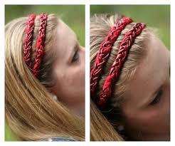 braided headbands leather braided headband knockoff tutorial leather headbands