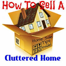 Cluttered House How To Sell A Cluttered Home Real Estate Staging Tips
