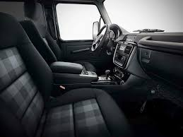 mercedes g wagon red interior three new limited edition g class u0027 with alpine aspirations the drive