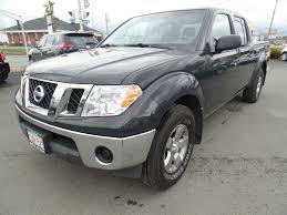 nissan frontier crew cab used 2012 nissan frontier crew cab sv 4x4 at in grand falls used