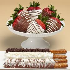 chocolate covered strawberry bouquets dipped strawberries chocolate covered treats at shari s berries