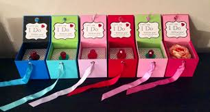 will you be my bridesmaid ring pop box can t say i do