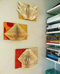 Upcycle Old Books - beyond the picket fence 12 days of christmas ideas day 12