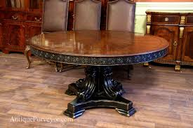 dining room round pedestal dining table beautifully made for your