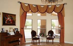 Curtains For Living Room Swag Curtains For Living Room Home Design Ideas And Pictures