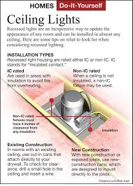 installing lights in ceiling how to install recessed lights in an existing ceiling ceiling
