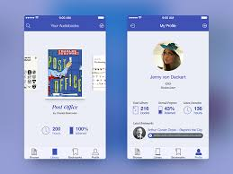 design application ios twipe the best audiobook player for ios audiobook flat ui and
