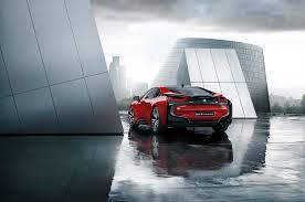 Bmw I8 Red - next bmw i8 gets a power boost automobile magazine