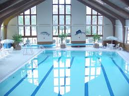 comely the most indoor swimming pool design ideas with white frame