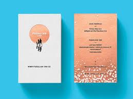 Hotel Business Card Paralian Inn Business Cards Inspiration Cardfaves