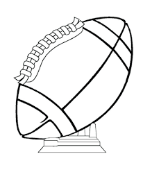 free football coloring pages for kids pictures stadium field