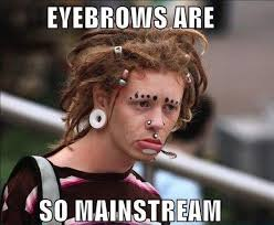 Bushy Eyebrows Meme - 17 unbelievable eyebrow fails that will make you die laughing
