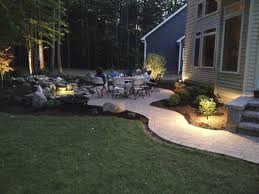 Landscape Lighting Installation - led underwater pond u0026 water feature lighting services rochester